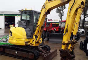 New Holland EG50B and Attachments