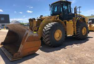 Caterpillar 2008   Wheel Loader