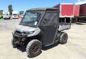 Can Am 2017 Can-Am Defender XT