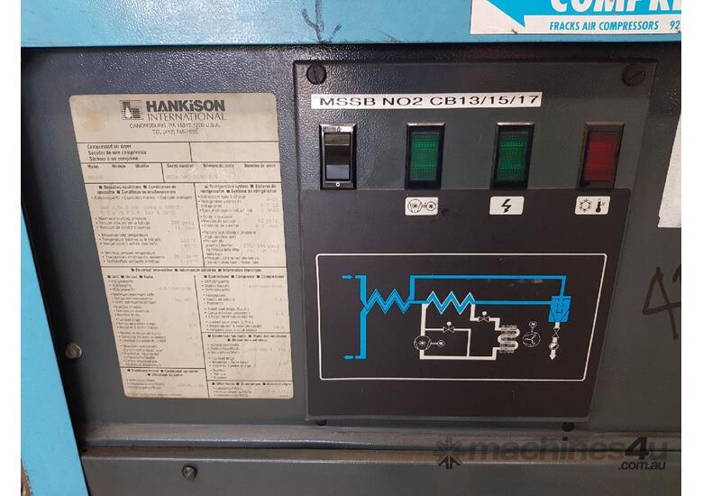 Used Hankison Air Dryers 415v Up To 300 Cfm Hankison Usa