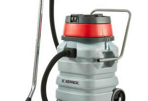 Kerrick KVAC59PE Industrial Wet and Dry 2 Motor Vacuum