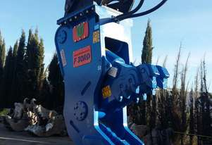 3V Concrete Pulverizers - Fixed secondary crusher pulverizer
