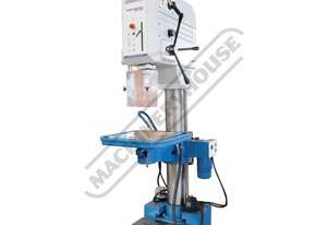 GHD-55G Industrial 4MT Geared Head Drilling Machine 50mm Drilling Capacity Includes Automatic Feed &