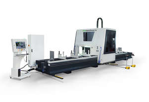 XP 8000 4 AXIS GANTRY CNC PROFILE MACHINING CENTRE FOR LARGE COMMERCIAL PROFILE MACHINING