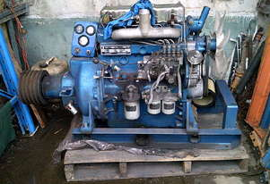 4cyl diesel 4G-95 dong feng , PTO