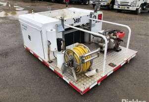 2005, Marcia Street Fabricators, Fire Fighting Unit, Fitted With Aussie Pumps Water Pump, Yanmar Air