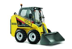Wacker Neuson Hire - 2.5t Skid Steer Loader