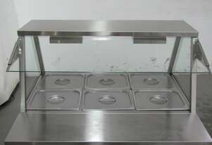 Woodson W.HFSS23 Self Serve Hot Food Bar
