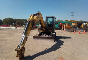 Used 2015 Yanmar SV100  10 Tonne Excavator for sale, 2890.10 hrs, Pinkenba QLD