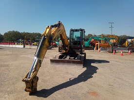Used 2015 Yanmar SV100  10 Tonne Excavator for sale, 3100 hrs, Pinkenba QLD - picture0' - Click to enlarge