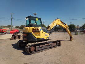 Used 2015 Yanmar SV100  10 Tonne Excavator for sale, 3100 hrs, Pinkenba QLD - picture1' - Click to enlarge