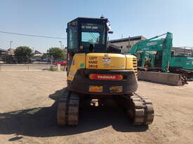 Used 2015 Yanmar SV100  10 Tonne Excavator for sale, 3100 hrs, Pinkenba QLD - picture2' - Click to enlarge