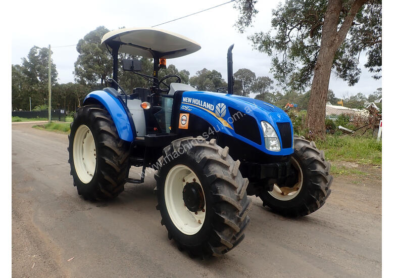 New Holland TD5.90 FWA/4WD Tractor