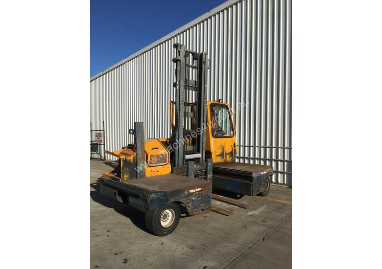 5.0T Battery Electric Multi-Directional Forklift