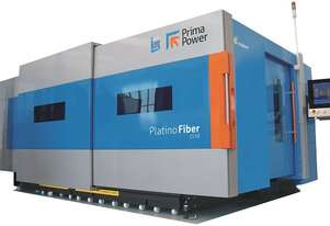 Prima Power Platino Fiber - Workhorse laser cutter with high production and low maintenance costs
