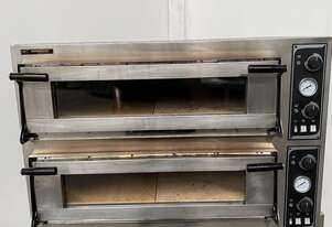 Prismafood TRAYS 44 2 Deck Pizza Oven