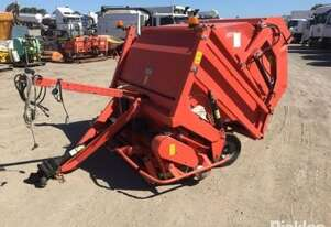 Circa 2012 Wiedenmann Super 500 1700mm Universal Turf Compact Attachment To Suit 1PL Tractor.