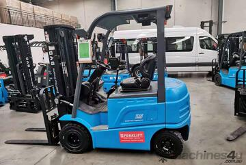 BYD ECB25 Lithium Battery Electric Counterbalance Forklift