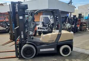 Crown Forklift Container entry 3.5 Ton 4800mm lift Height 2010 Model