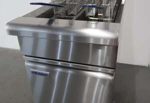 Waldorf FN8226G Double Pan Fryer