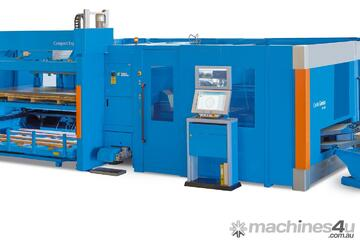 Prima Power CG1530 - Punch, Laser Cut, Form, Tap, Laser Mark all in one machine!