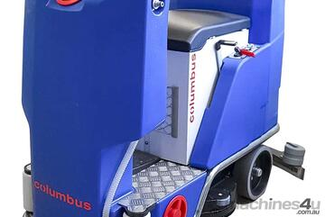 COLUMBUS 66CM RIDE ON BATTERY RIDE ON SCRUBBER