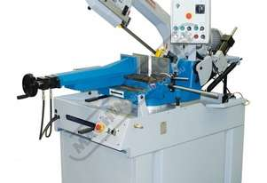 EB-351DSA Semi - Automatic, Swivel Head-Dual Mitre Metal Cutting Band Saw 345 x 205mm (W x H) Rectan