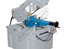 EB-351DSA Semi - Automatic, Swivel Head-Dual Mitre Metal Cutting Band Saw 345 x 205mm (W x H) Rectan - picture3' - Click to enlarge