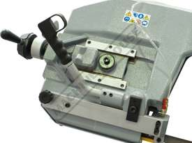 EB-351DSA Semi - Automatic, Swivel Head-Dual Mitre Metal Cutting Band Saw 345 x 205mm (W x H) Rectan - picture11' - Click to enlarge