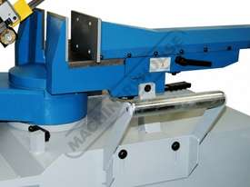 EB-351DSA Semi - Automatic, Swivel Head-Dual Mitre Metal Cutting Band Saw 345 x 205mm (W x H) Rectan - picture13' - Click to enlarge