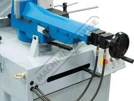 EB-351DSA Semi - Automatic, Swivel Head-Dual Mitre Metal Cutting Band Saw 345 x 205mm (W x H) Rectan - picture12' - Click to enlarge