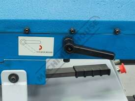 EB-351DSA Semi - Automatic, Swivel Head-Dual Mitre Metal Cutting Band Saw 345 x 205mm (W x H) Rectan - picture14' - Click to enlarge