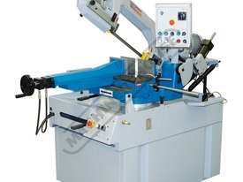 EB-351DSA Semi - Automatic, Swivel Head-Dual Mitre Metal Cutting Band Saw 345 x 205mm (W x H) Rectan - picture0' - Click to enlarge
