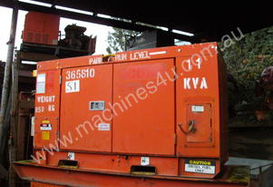 Kubota 11kva single phase ,