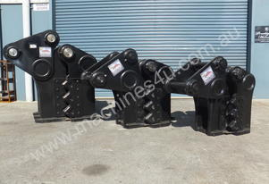 13-60TONNE MECHANICAL CONCRETE CRUSHERS