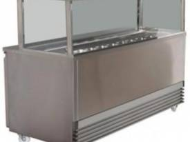Koldtech KT.SQSM.914 - 4 Bay Sandwich Preparation  - picture0' - Click to enlarge