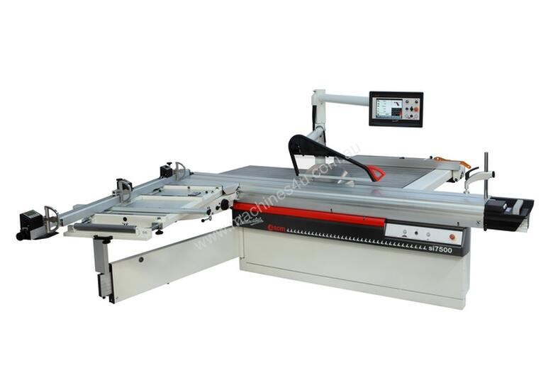 SCM L'invincibile Spindle Moulder