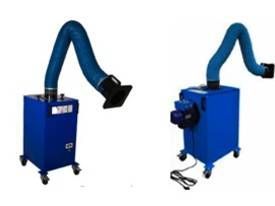 Ezi Fume self cleaning Collector 1HP 240V  - picture1' - Click to enlarge