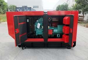 300kva Generator Set Powered by a Cummins ® engine