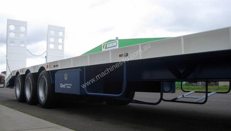 HEAVY DUTY TAG TRAILERS