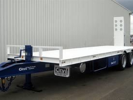 HEAVY DUTY TAG TRAILERS - picture0' - Click to enlarge