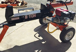 18 Ton Horizontal Petrol Log Splitter