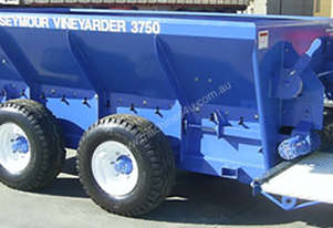 Seymour Rural Equipment Vineyard Spreader