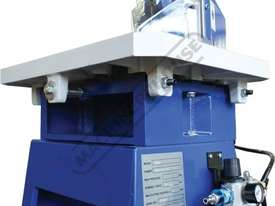 PN-130 Pneumatic Sheet Metal Notcher 120 x 120 x 3mm Mild Steel Capacity 120 x 120 x 1.5mm Stainless - picture5' - Click to enlarge