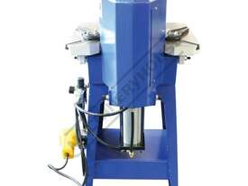 PN-130 Pneumatic Sheet Metal Notcher 120 x 120 x 3mm Mild Steel Capacity 120 x 120 x 1.5mm Stainless - picture3' - Click to enlarge