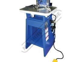 PN-130 Pneumatic Sheet Metal Notcher 120 x 120 x 3mm Mild Steel Capacity 120 x 120 x 1.5mm Stainless - picture0' - Click to enlarge