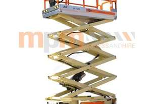 MPM 26ft Electric Scissor Lift