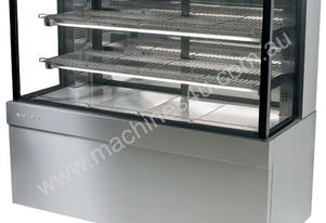 Skope 1500 Long Square Glass Cake Display FDM1500