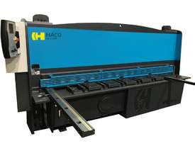 HACO HSLX3013 GUILLOTINE 3000mm x 13mm - picture3' - Click to enlarge