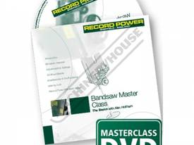 RPDVD01 Bandsaw Masterclass DVD with Alan Holtham